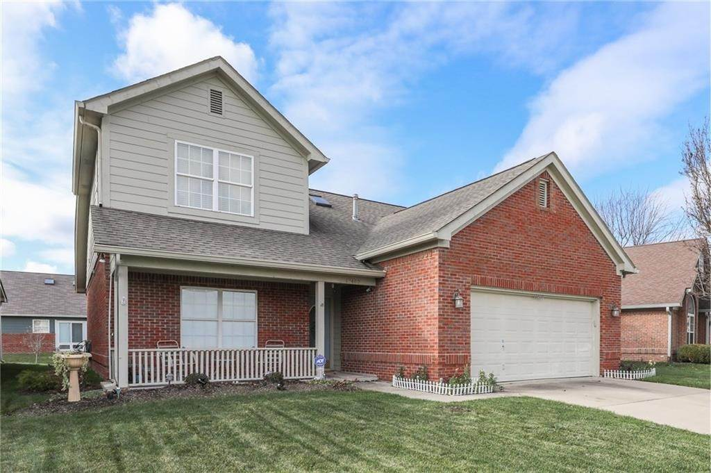 Single Family Homes por un Venta en 13460 Cedar Grove Court Camby, Indiana 46113 Estados Unidos