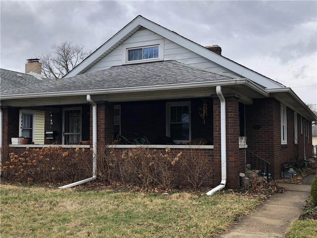 47. Residential Income for Sale at 816-818 Bancroft Street Indianapolis, Indiana 46201 United States
