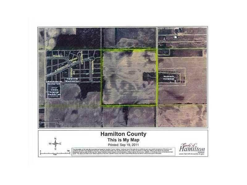 Farm for Sale at 18483 Mallery Road Noblesville, Indiana 46060 United States
