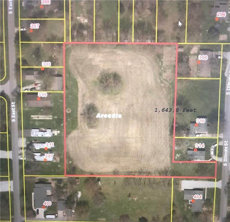 Land for Sale at 400 S Illinois Street Arcadia, Indiana 46030 United States