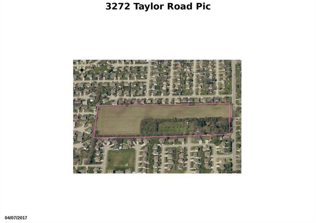 Farm for Sale at 3272 Taylor Road Columbus, Indiana 47203 United States