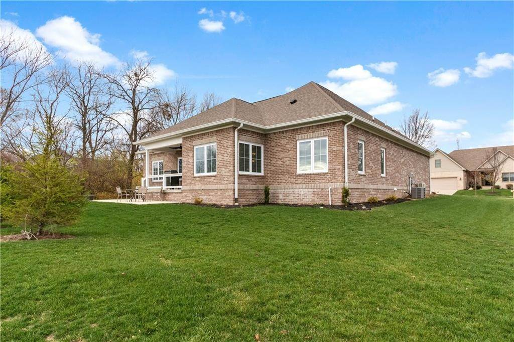 Single Family Homes por un Venta en 291 Woodridge Drive Pittsboro, Indiana 46167 Estados Unidos