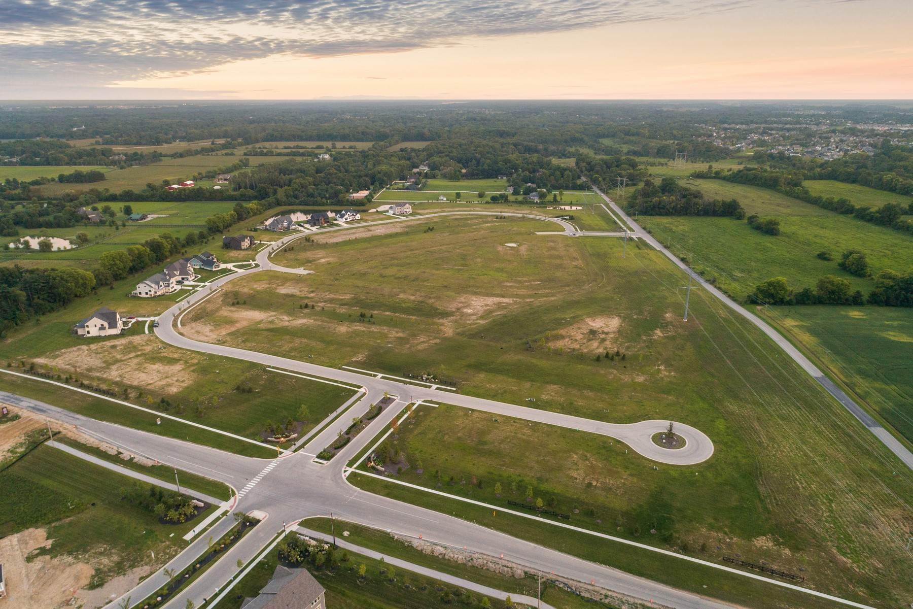 12. Land for Sale at New Zionsville's Development - Pemberton 8150 Melborne Place Zionsville, Indiana 46077 United States