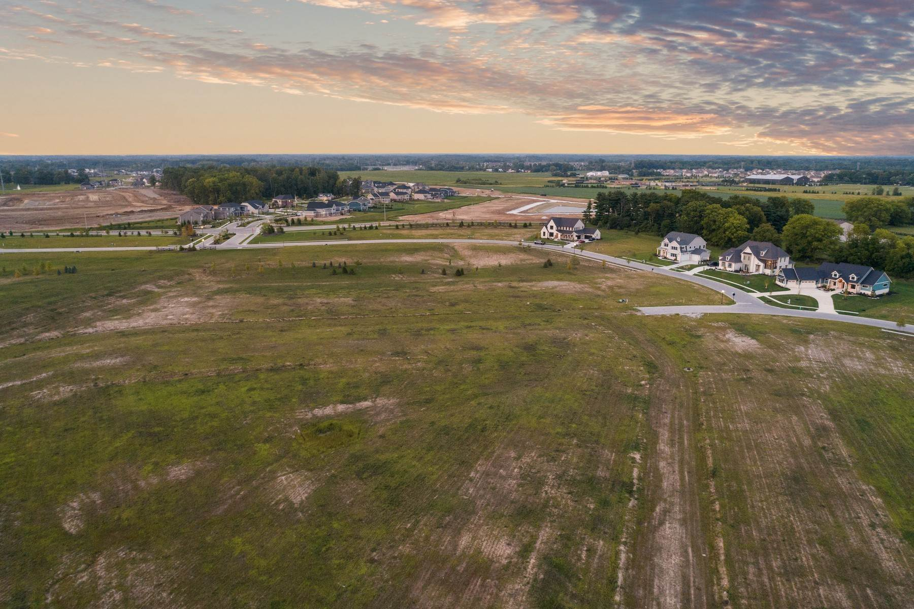 11. Land for Sale at New Zionsville's Development - Pemberton 8150 Melborne Place Zionsville, Indiana 46077 United States