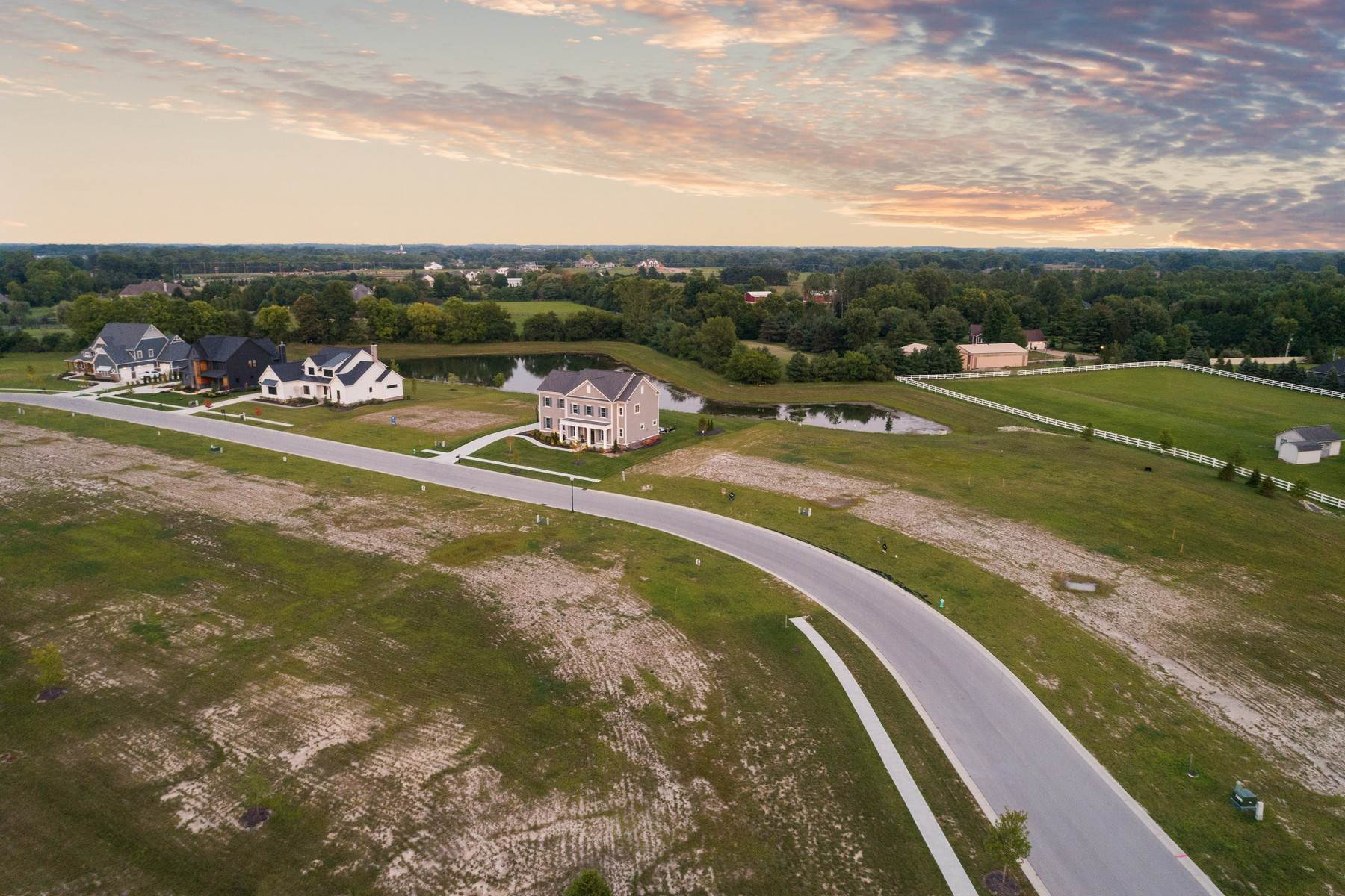 10. Land for Sale at New Zionsville's Development - Pemberton 8080 Totton Court Zionsville, Indiana 46077 United States
