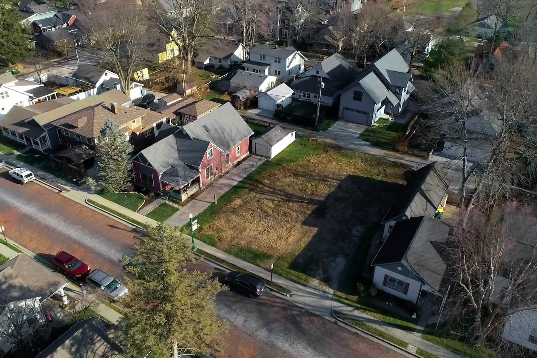 Land for Sale at Over-Sized Lot in Zionsville 145 N Main Street Zionsville, Indiana 46077 United States