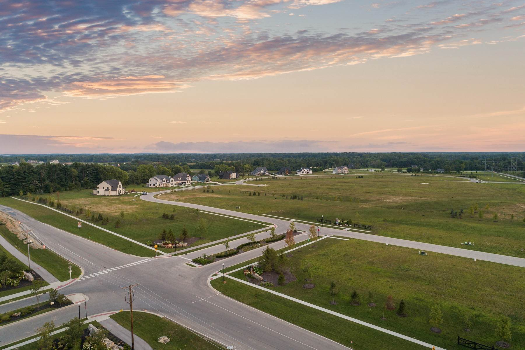 3. Land for Sale at New Zionsville's Development - Pemberton 8150 Melborne Place Zionsville, Indiana 46077 United States