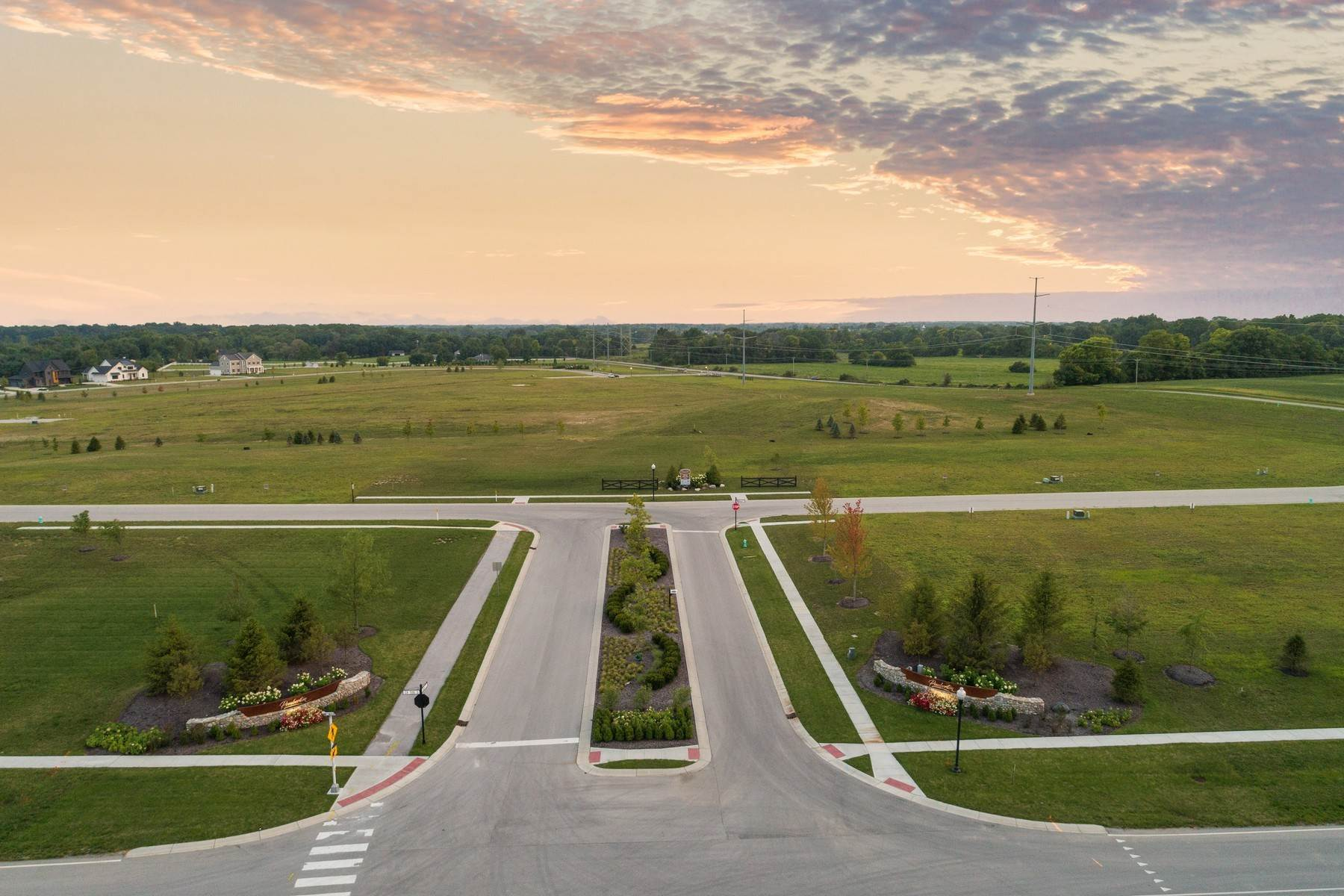 10. Land for Sale at New Zionsville's Development - Pemberton 8150 Melborne Place Zionsville, Indiana 46077 United States