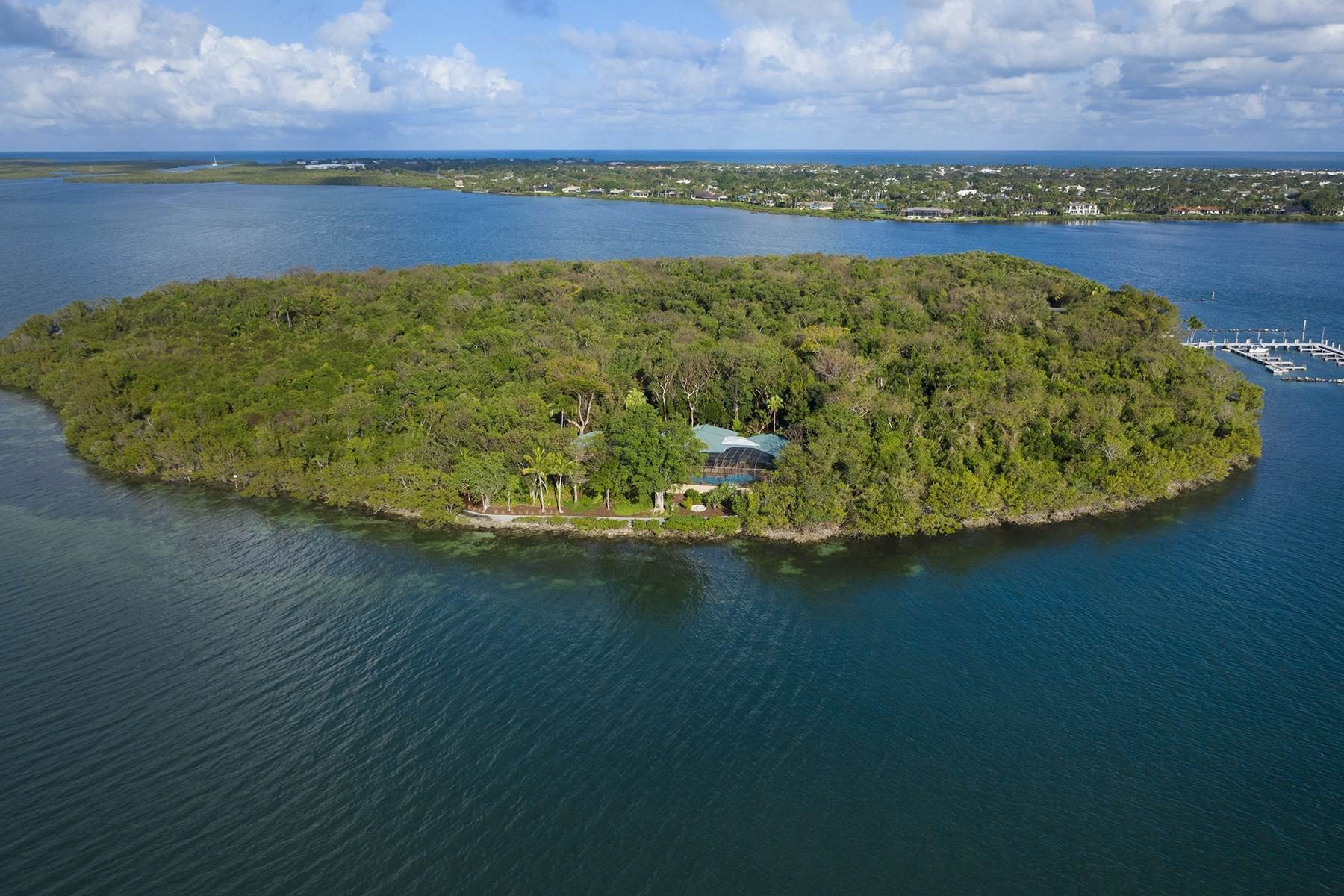 3. Property por un Venta en Pumpkin Key - Private Island, Key Largo, FL Pumpkin Key - Private Island Key Largo, Florida 33037 Estados Unidos