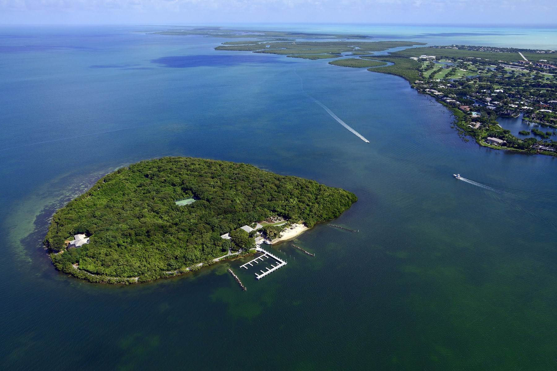 Property for Sale at Pumpkin Key - Private Island, Key Largo, FL Pumpkin Key - Private Island Key Largo, Florida 33037 United States